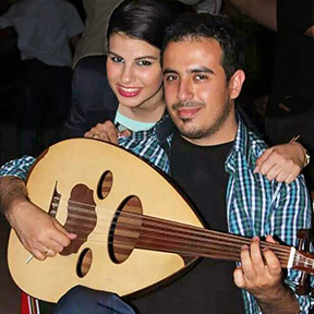 Nadine Shomali & Tamer Al-Sahouri