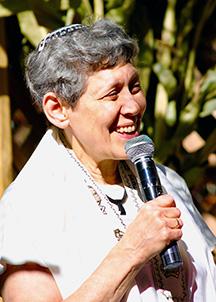 Rabbi Meryl Crean