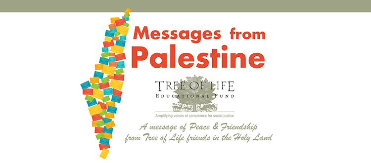 Messages from Palestine